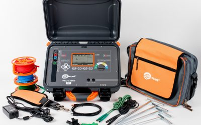 Multi-Function Earth Tester – Rugged, Reliable & Affordable